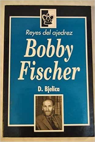 Lote reyes del ajedrez Bobby Fischer y hambre