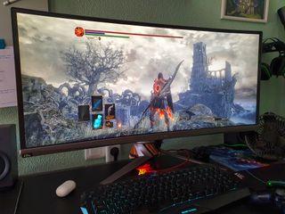 Monitor Asus Rog Swift PG348Q tope de gama
