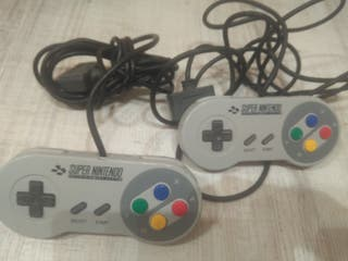 mandos super Nintendo