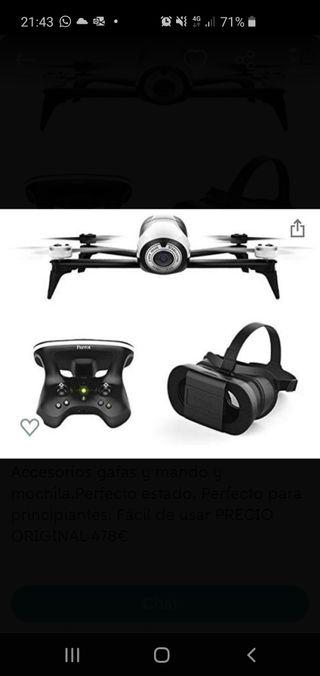 Drone Parrot bebop 2 como nuevo