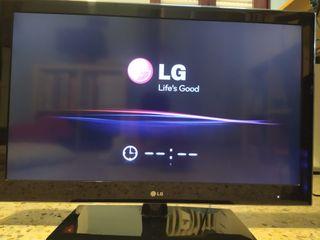 "Television LG FullHD 37"""