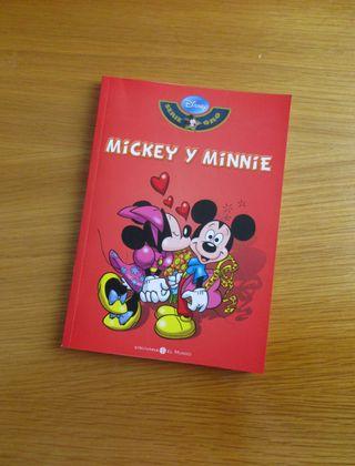 Cómic Mickey y Minnie