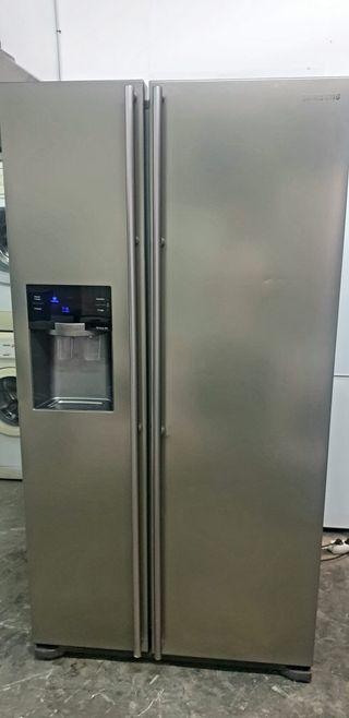 frigorifico americano samsung inox