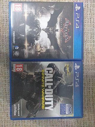 Call of Duty INFINITE WARFARE & Batman