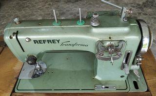 Maquina Coser Refrey Transforma