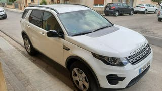 Land Rover Discovery Sport 4x4 diesel 150cv. Automatico