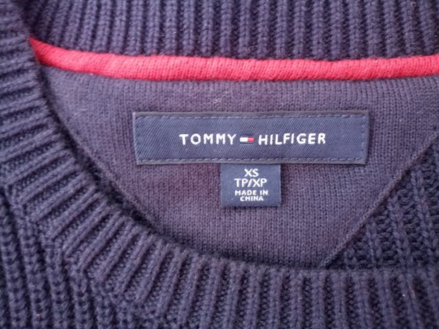 Jersey Tommy Hilfiger original
