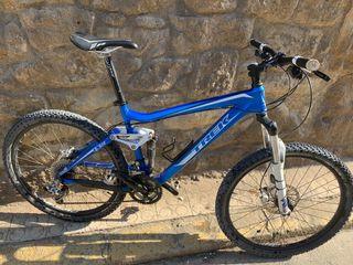 Bicicleta MTB TREK FUEL ex 6 doble suspensión