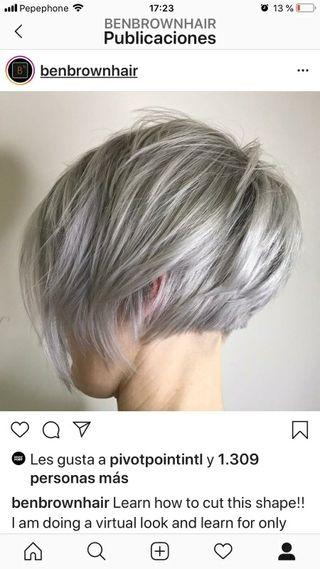 peluquera femenina a domicilio
