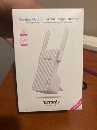Repetidor wifi TENDA
