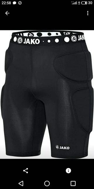 pantalón de portero adulto