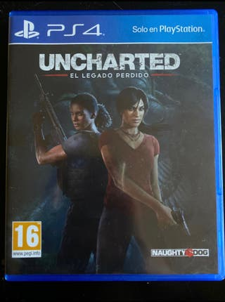 UNCHARTED: El Legado Perdido (PS4)