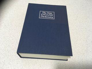 Caja fuerte tipo libro