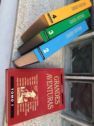 Libros grandes Aventuras