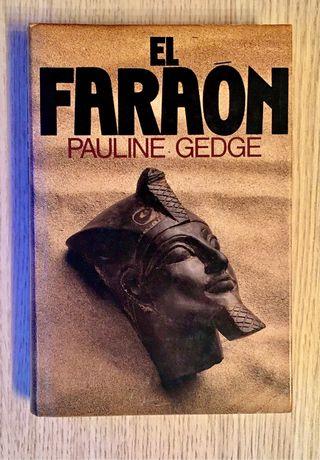 """EL FARAÓN"", novela Histórica de PAULINE GEDGE"