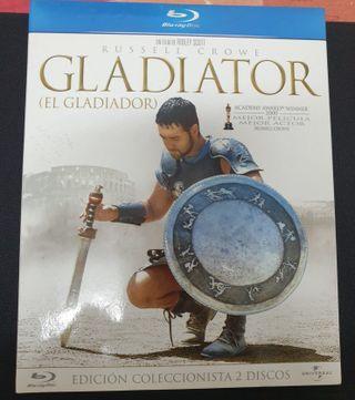 Gladiator. Edición coleccionista 2 discos