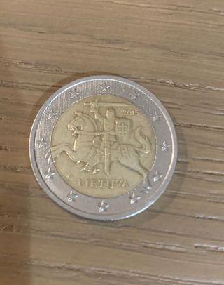 Moneda 2€ Lituania