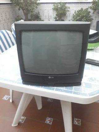 television LG de 14 pulgadas