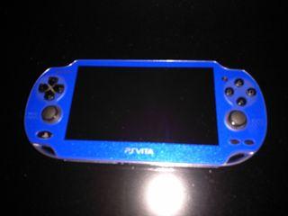 PSvita azul 64gb