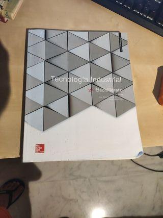 Libro Nuevo de Tecnología industrial 2
