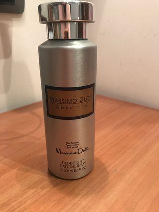 Desodorante Massimo Dutti