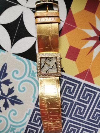 Reloj Dorado Broadway