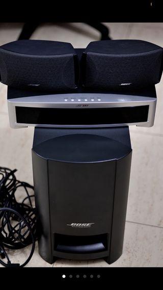 Home cinema Bose 321 gs serie 3 hdmi