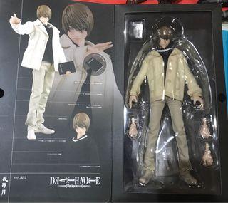 Light Yagami Death Note RAH Medicom Toy