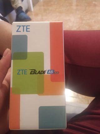 móvil nuevo ZTE blade a5 2020