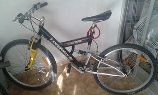bicicleta en buen estado.