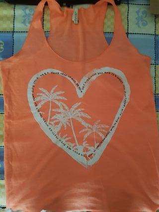 Camiseta de verano talla S