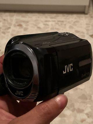 Videocámara JVC