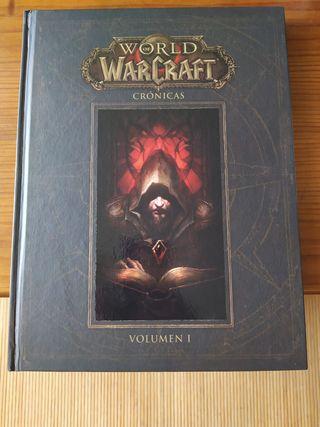 Libro World of Warcraft: Crónicas Volumen I