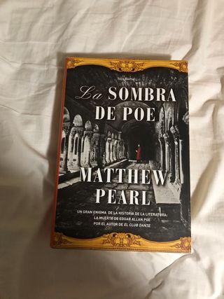 Libro La sombra de poe
