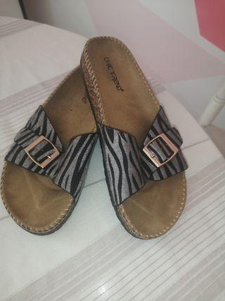 sandalias nueva