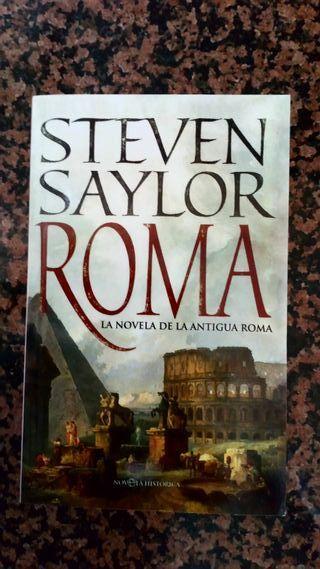 Roma, la novela de la antigua Roma.
