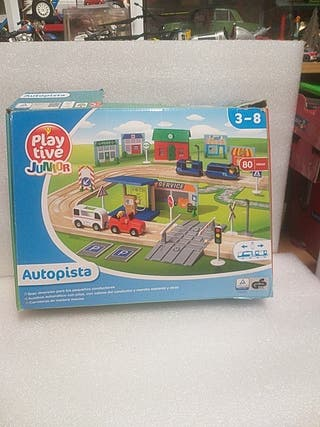 autopista playtive Junior