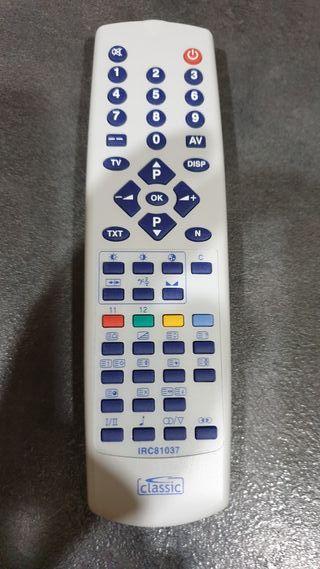 Mando programable irc 81037 nuevo.
