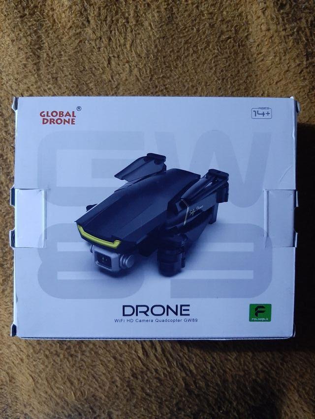 Drone de prácticas