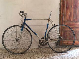 Bicicleta clasica vintage fixie