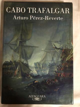 Libro Cabo Trafalgar