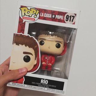 FUNKO POP RÍO LA CASA DE PAPEL