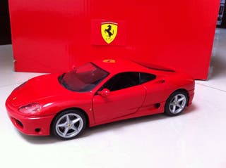 Ferrari 360 Modena 1:18 Hot Wheels