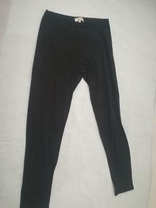 Malla leggings negros chica FÓRMULA JOVEN Talla 44