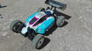 Coche Radio Control combustion Kyosho