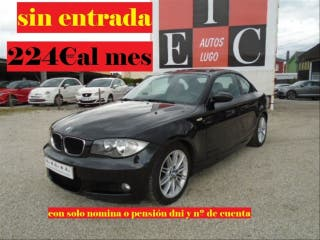 BMW Serie 120d Coupe Pack M 2009
