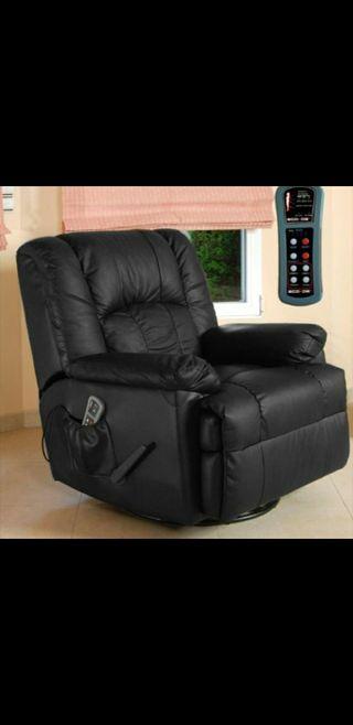 sofá masaje 4 posiciones,calor,relax