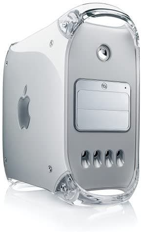 Apple Power Mac G4 funcionando