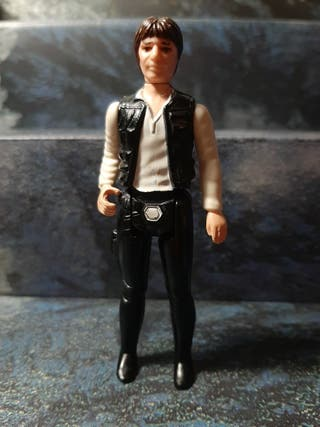 Figura Star Wars vintage Han Solo Big Head
