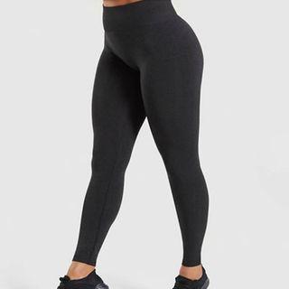 Leggings sin costuras de cintura alta